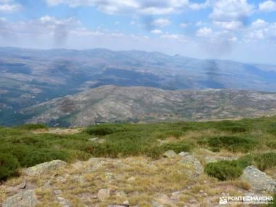 Gredos: Sierras del Cabezo y Centenera;las presillas y la cascada del purgatorio barrancas de burujo